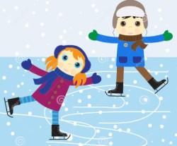 het-schaatsen-van-het-ijs-22229861